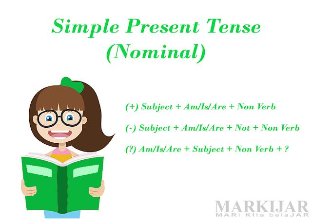 Simple Present Tense (Nominal)
