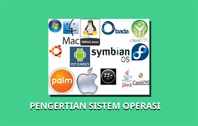 Pengertian sistem operasi komputer