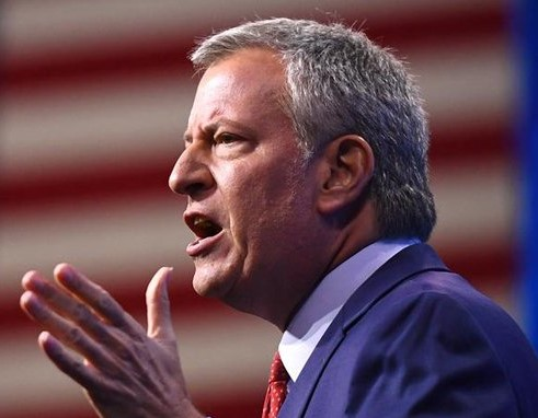 NYC Mayor closes 2020 US presidential offer