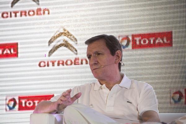 Osvaldo Marchesin Citroën Argentina