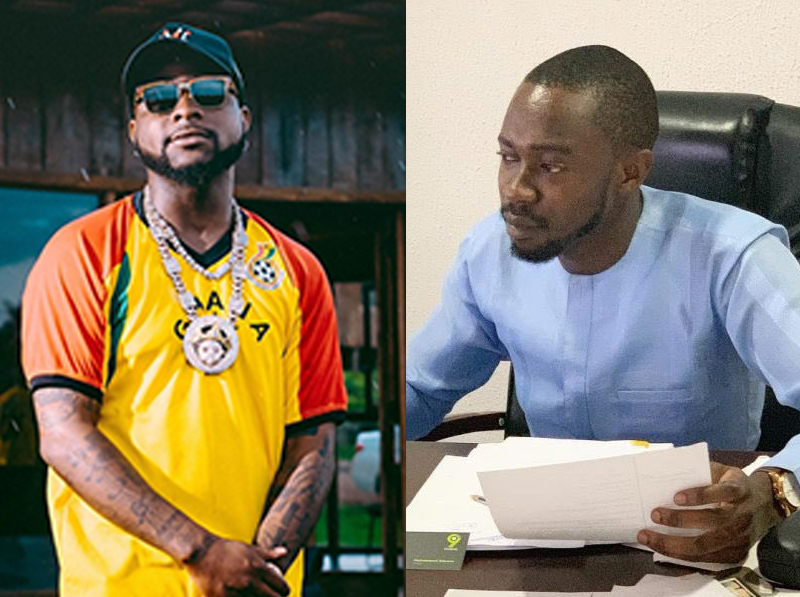 "#ENDSARS: Who is Omar Farouk Edewor and Why Davido called him a ""Bast@rd"" #Arewapublisize"