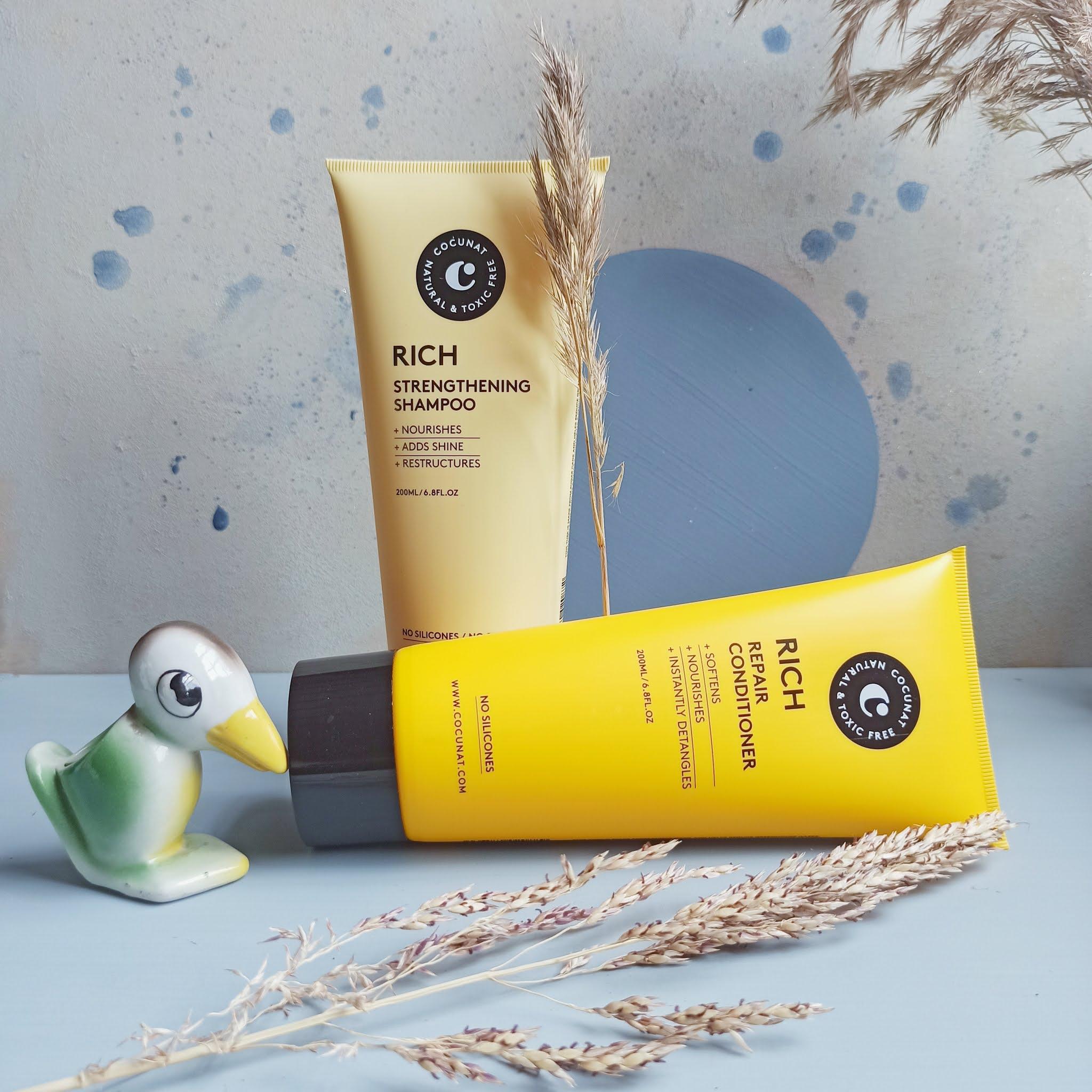 Cocunat, la firma española de cosmética natural súper top, te hablo del pack de rizos y mi rutina facial