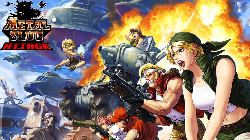 Metal Slug Attack Mod Unlimited AP - Pediashare