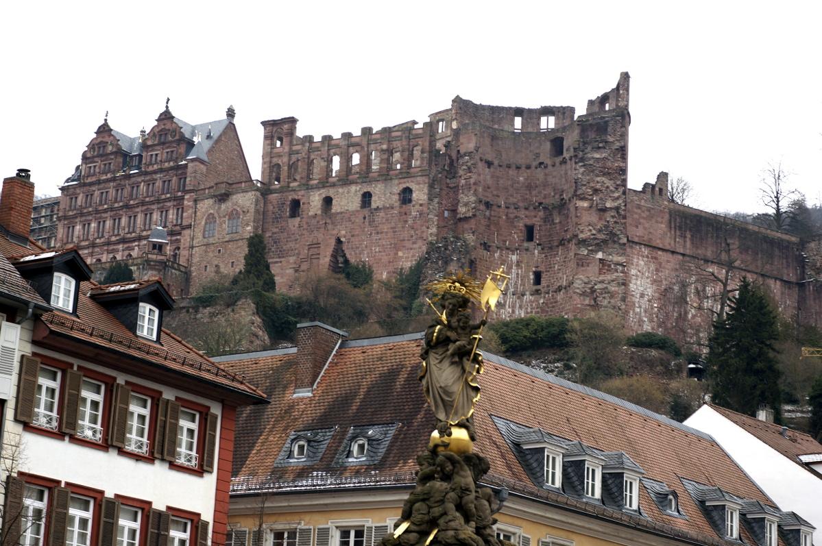 #007 Rollei HFT Planar f1.8 50mm - Heidelberg