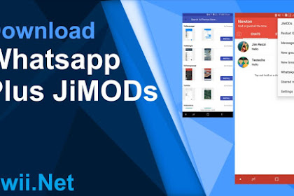 Download Whatsapp Plus JiMODs Apk Versi Terbaru 2019