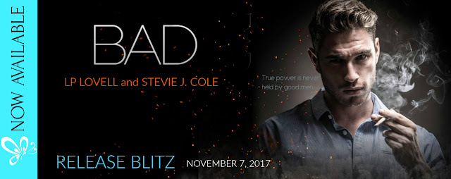 Release Blitz: Bad by LP Lovell and Stevie J. Cole