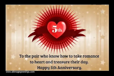 5th wedding anniversary quotes