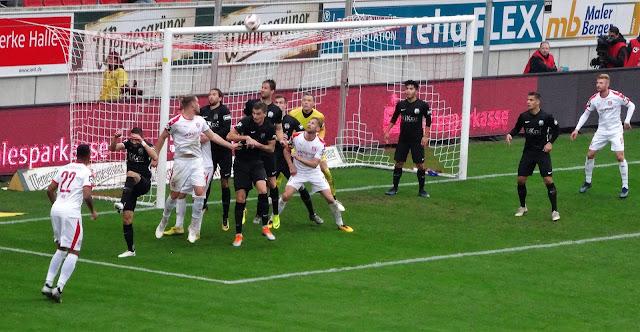 HFC Meppen Erdgas Sportparkt 3. Liga