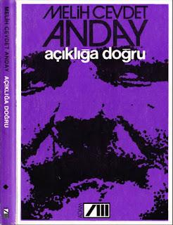 Melih Cevdet Anday - Bütün Eserleri 04 - Açıklığa Doğru