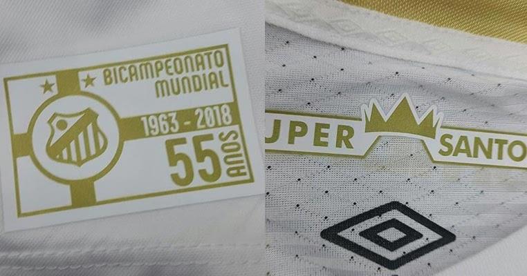 unique umbro santos 2018 19 kits leaked   footy headlines