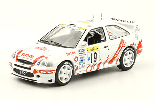 Ford Escort WRC 1999 François Delecour - Dominique Savignoni