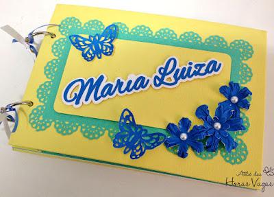 livro de mensagens álbum de recordação lembranças memórias despedida do Brasil fotografia foto caderno de assinatura decorado personalizado scrap scrapbook scrapbooking