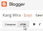 Tab HTML, Bukan TAB Compose