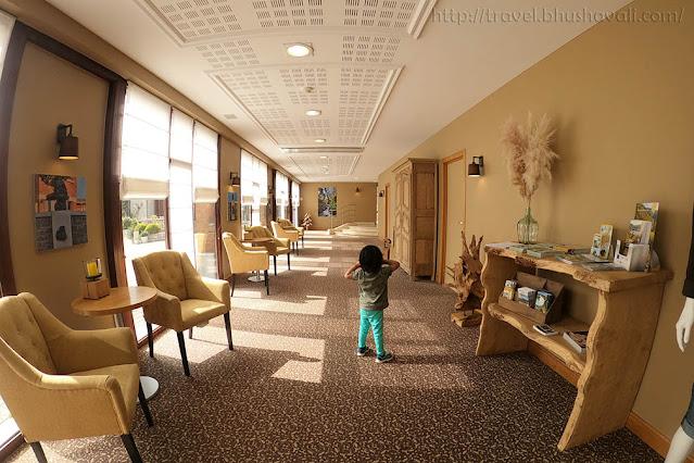 Lobby Hotel Quartier Latin Famenne Ardennes