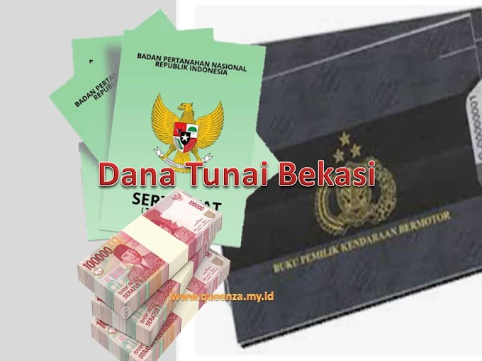 Dana Tunai Terdekat di Bekasi