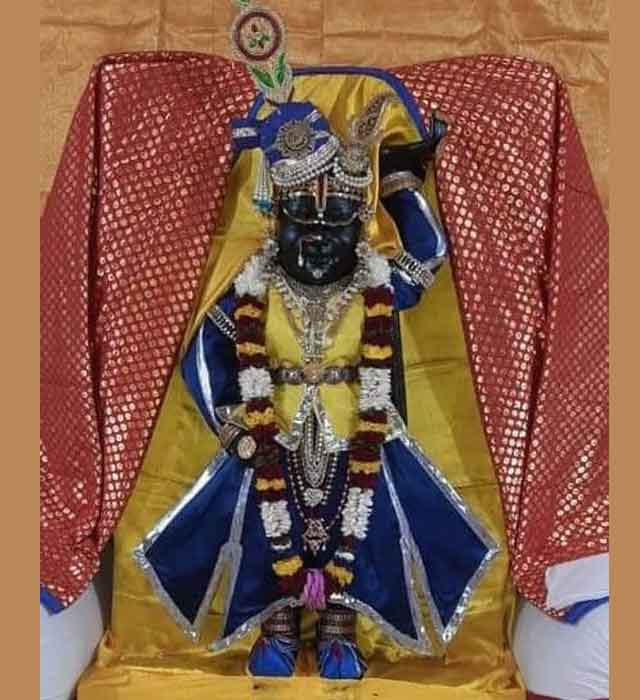 shrinathji nathdwara darshan 15 february 21