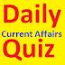 ముఖ్యమైన కరెంట్ అఫైర్స్ క్విజ్ 21-డిసెంబర్-2018