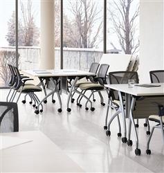 collaborative office interior