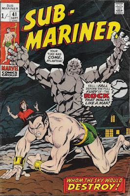 Sub-Mariner #41