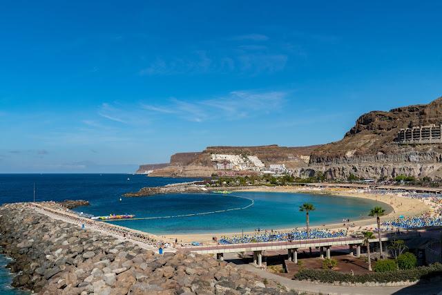 Die Top 30 Fotospots auf Gran Canaria  Strand, Natur und Sehenswürdigkeiten Gran-Canaria  Die besten Spots auf Gran Canaria - Playa Amadores