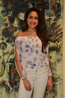 Actress Pragya Jaiswal Latest Pos in White Denim Jeans at Nakshatram Movie Teaser Launch  0072.JPG