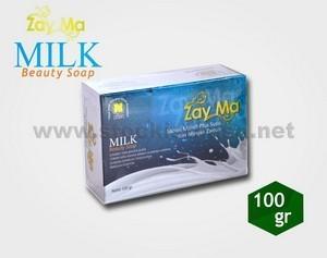 Milk Beauty Soap ZAYMA