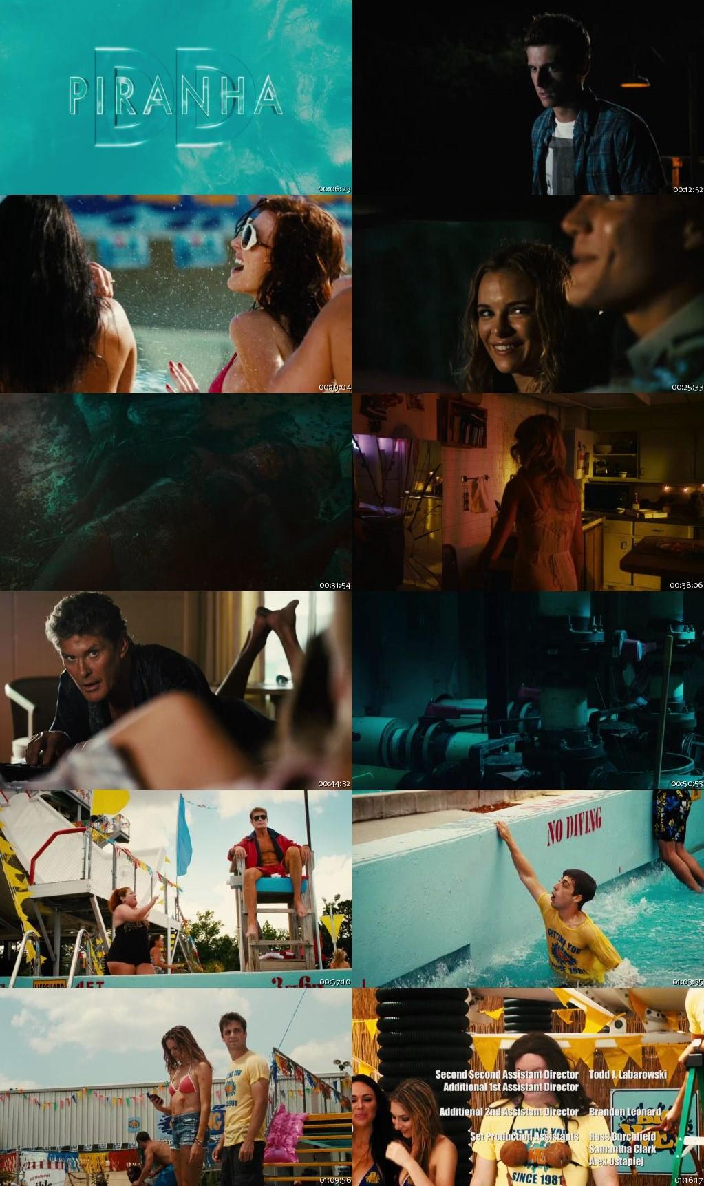 Piranha 3DD 2012 Full Movie Online Watch BRRip 720p Dual Audio
