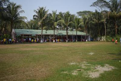 Pubail resort club picnic spot