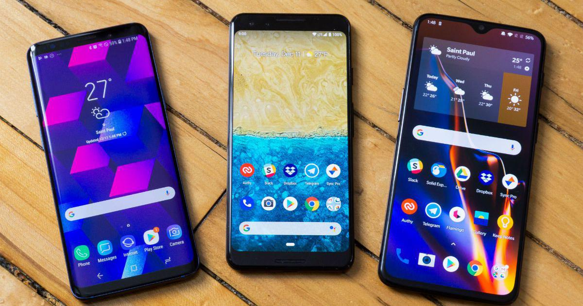 أفضل الهواتف الذكية الجديدة