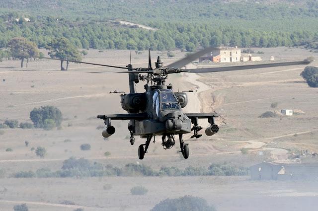 apache us army