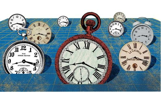 Precisão do tempo tem limitação fundamental