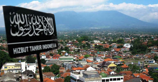 Bogor, Kota tempat Lahir dan Dibangunnya Hizbut Tahrir Indonesia