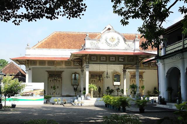 Jogja Kraton royal palace