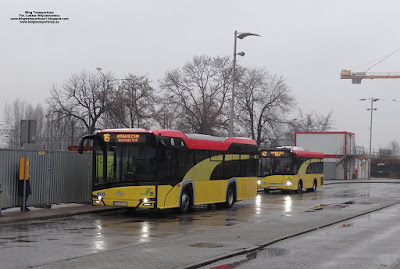 Solaris Urbino 8,9 LE i Urbino 10,5, MZK Oświęcim
