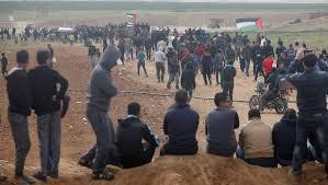 مقتل 15 فلسطينيًا برصاص الجيش الاسرائيلي في مسيرة العودة الكبرى