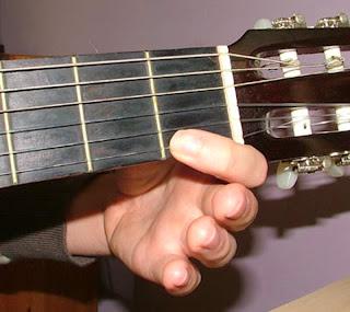 cara cepat bermain gitar