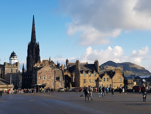My Travels: Edinburgh