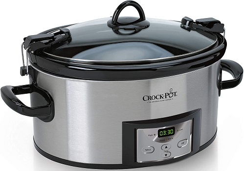 Crock-Pot SCCPVL610-S-A – Best Slow Cooker Under $50