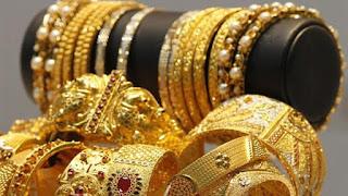 ارتفاع أسعار الذهب بأسواق الصاغة المحلية والعالمية اليوم الاثنين