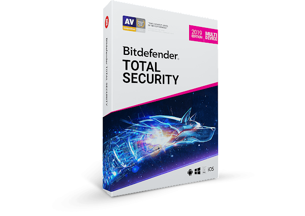 BITDEFENDER TOTAL SECURITY  Free for 6 months (100% DISCOUNT)