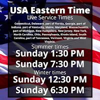 USA Eastern Time
