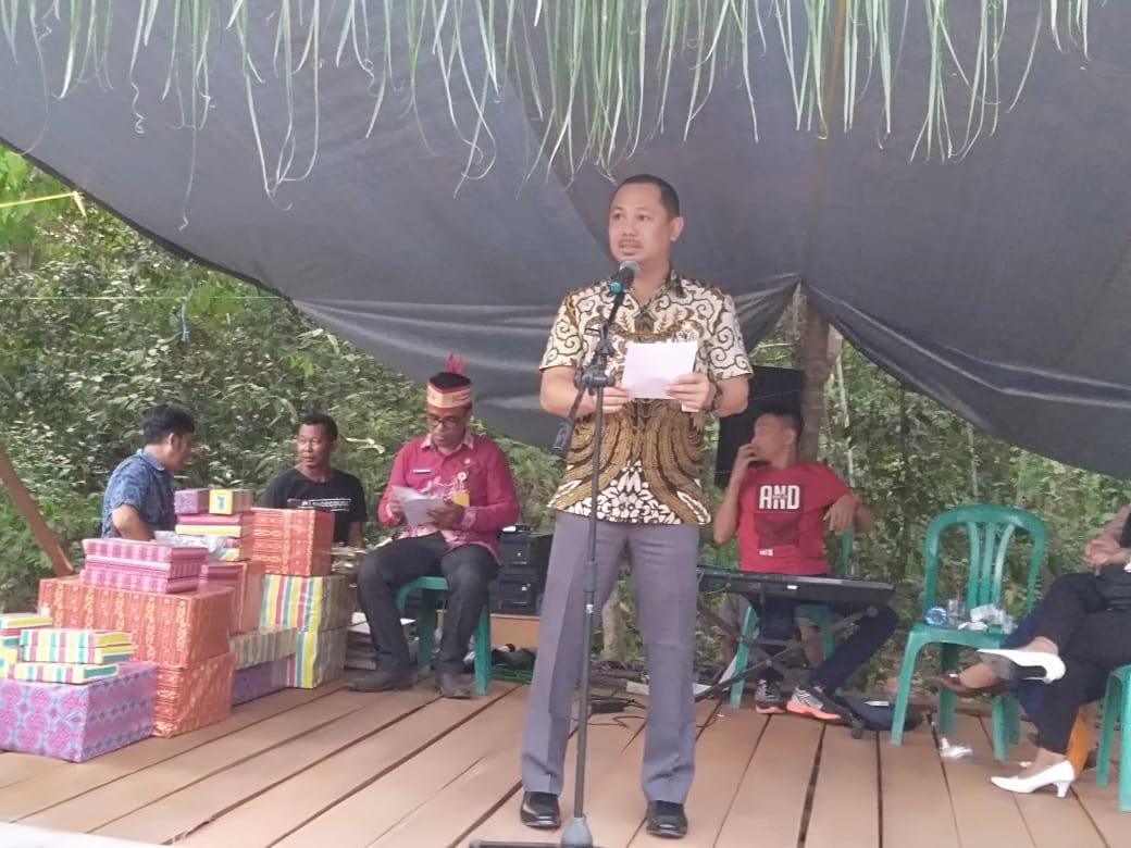 Dialog Dengan Masyarakat, Eddy Raya Samsuri: Kades Harus Meningkatkan Kualitas Hidup dan Kesejahtraan Lewat Program Desa