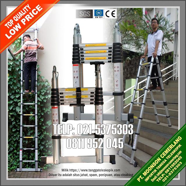 tangga-lipat-teleskopik-murah