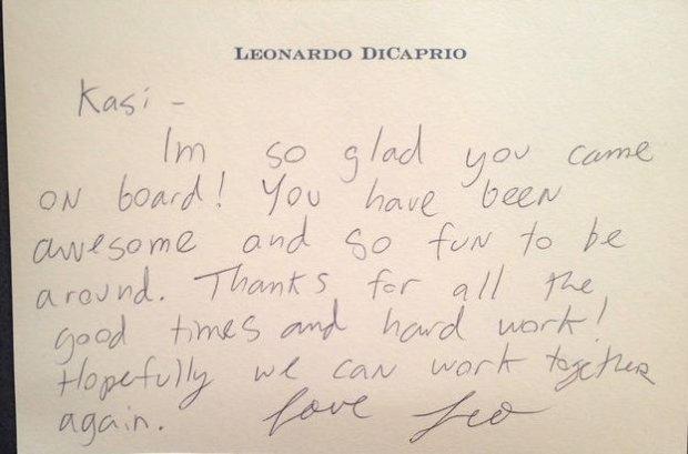 ¿ Cómo es trabajar con Leonardo DiCaprio ? Su ex-asistente lo acaba de revelar todo