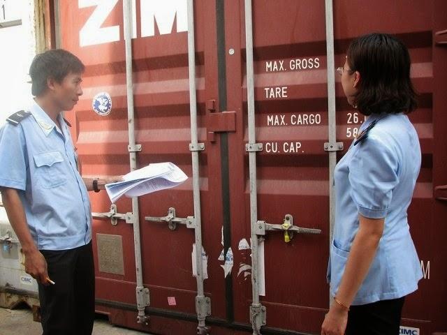 Hải quan thí điểm dùng GPS để giám sát vận chuyển hàng hoá