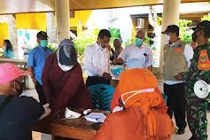 Kepala Desa SumberJaya: Target Vaksin 1.000 Orang Tiap Hari