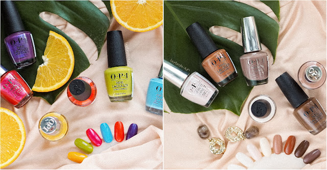 Malibu Collection from OPI