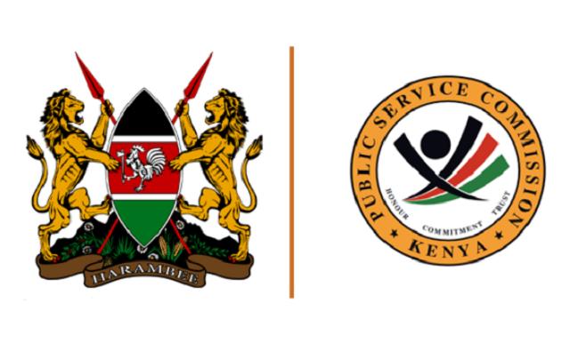 Public Service Commission Kenya Jobs 2020 - PSC Kenya Application Form