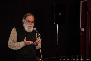 Ο συγγραφέας Σ. Γουνελάς ανέλυσε το κύκνειο άσμα του Α. Ταρκόφσκι στο κοινό των Κινηματογραφικών Αφιερωμάτων Κατερίνης