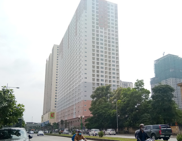 Tòa CT-07 đã hoàn thiện và bàn giao cho quý khách hàng
